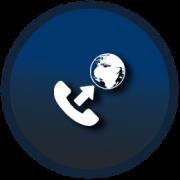 Numeración internacional - lineas telefónicas internacionales